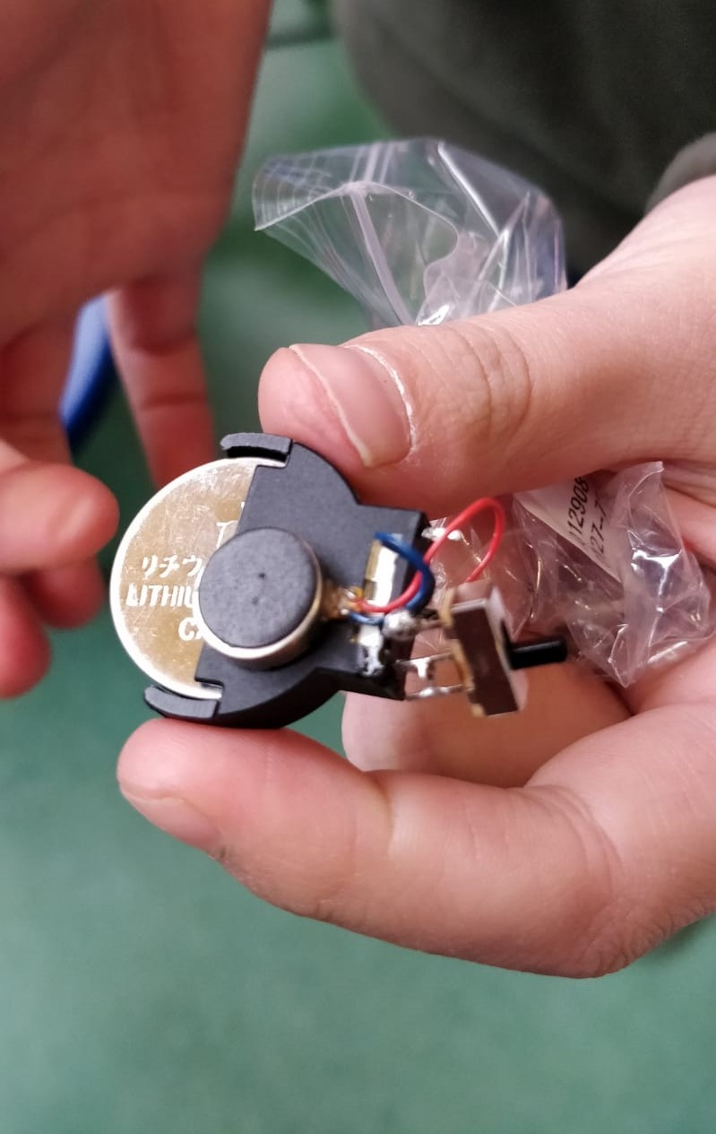 Lab – Soldeeroefening Trilrobot