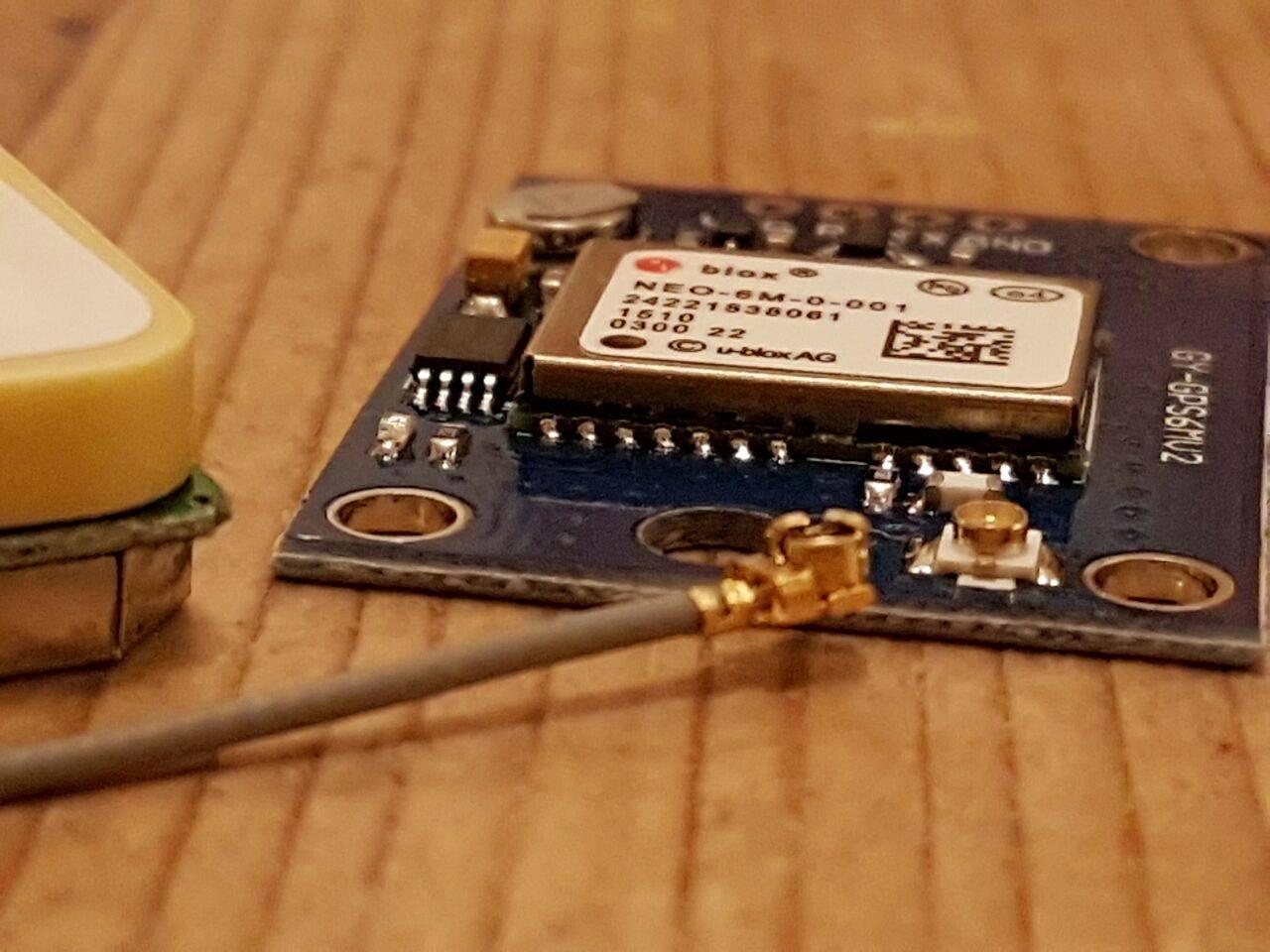 Werkblad GPS tracker