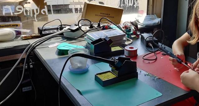 Junior IOT – een plek voor technologie in Alkmaar