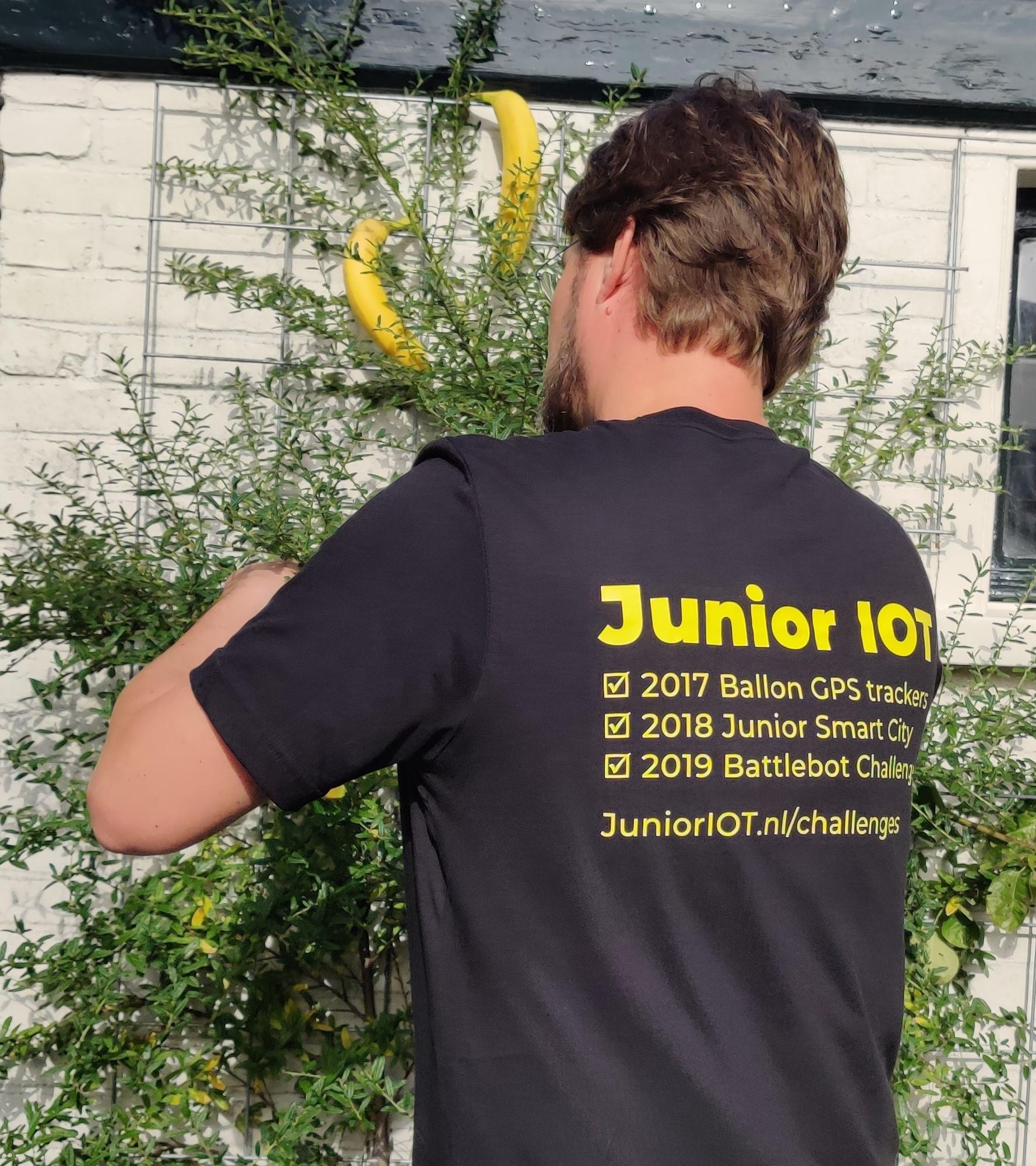 Junior IOT t-shirts