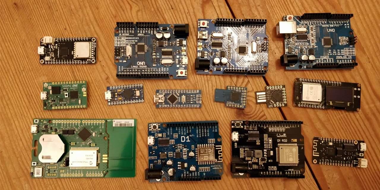 Planning – NDC media groep 2020 – keuzedeel Programmeren met Microcontrollers