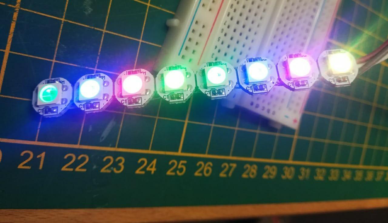 shop – Arduino lichtstokje voor één klas (12 sets)