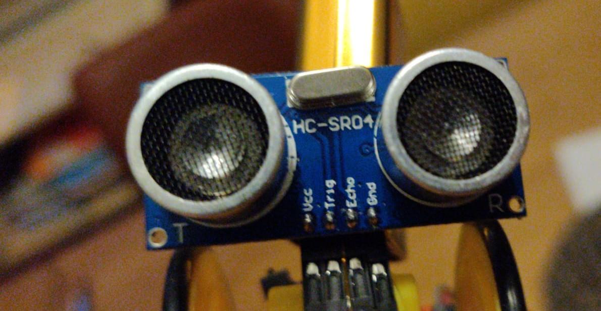 Lab – Arduino Afstandsensor HC-SR04
