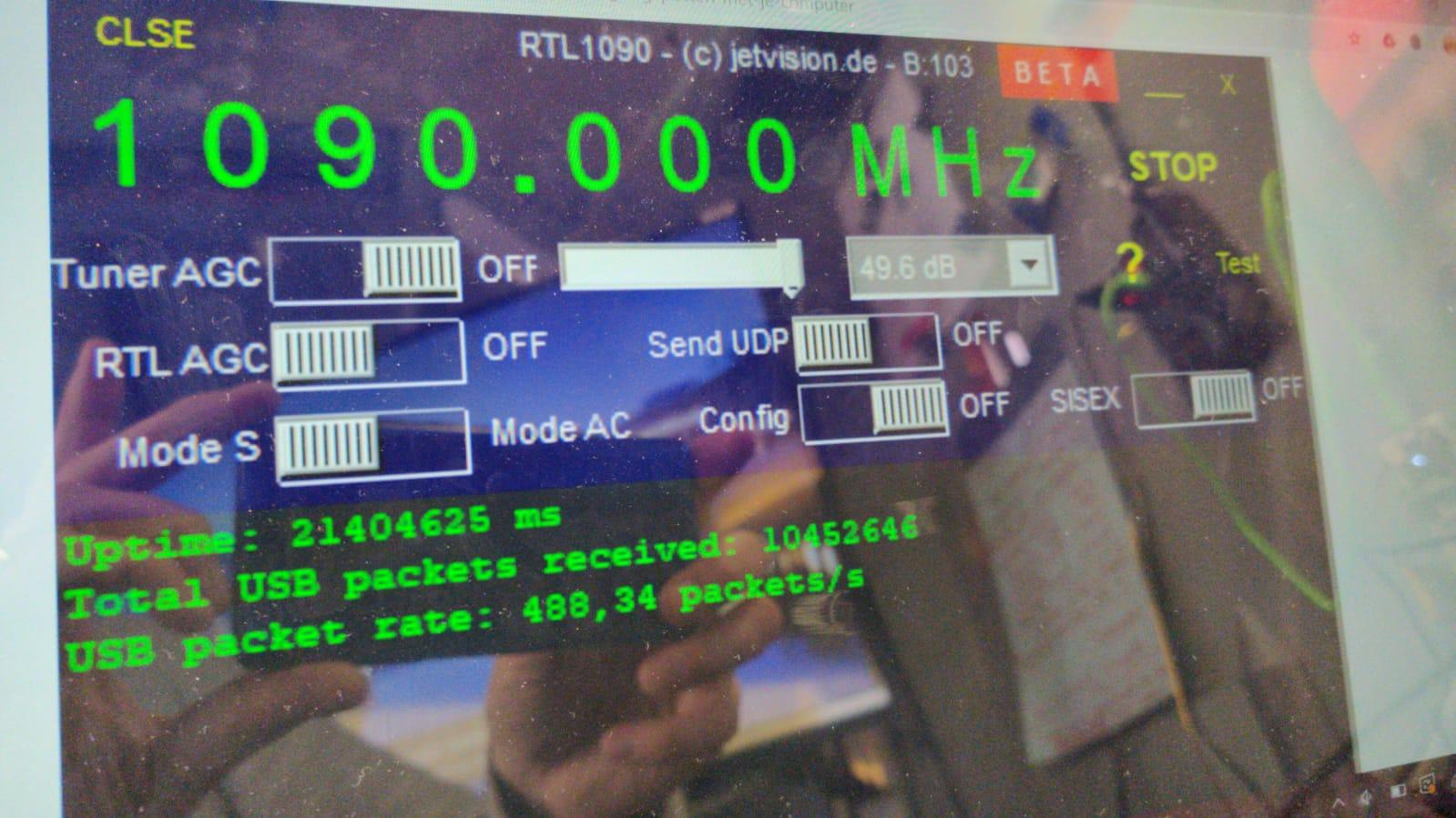 Lab – Luisteren naar de buurt met de Software Defined Radio