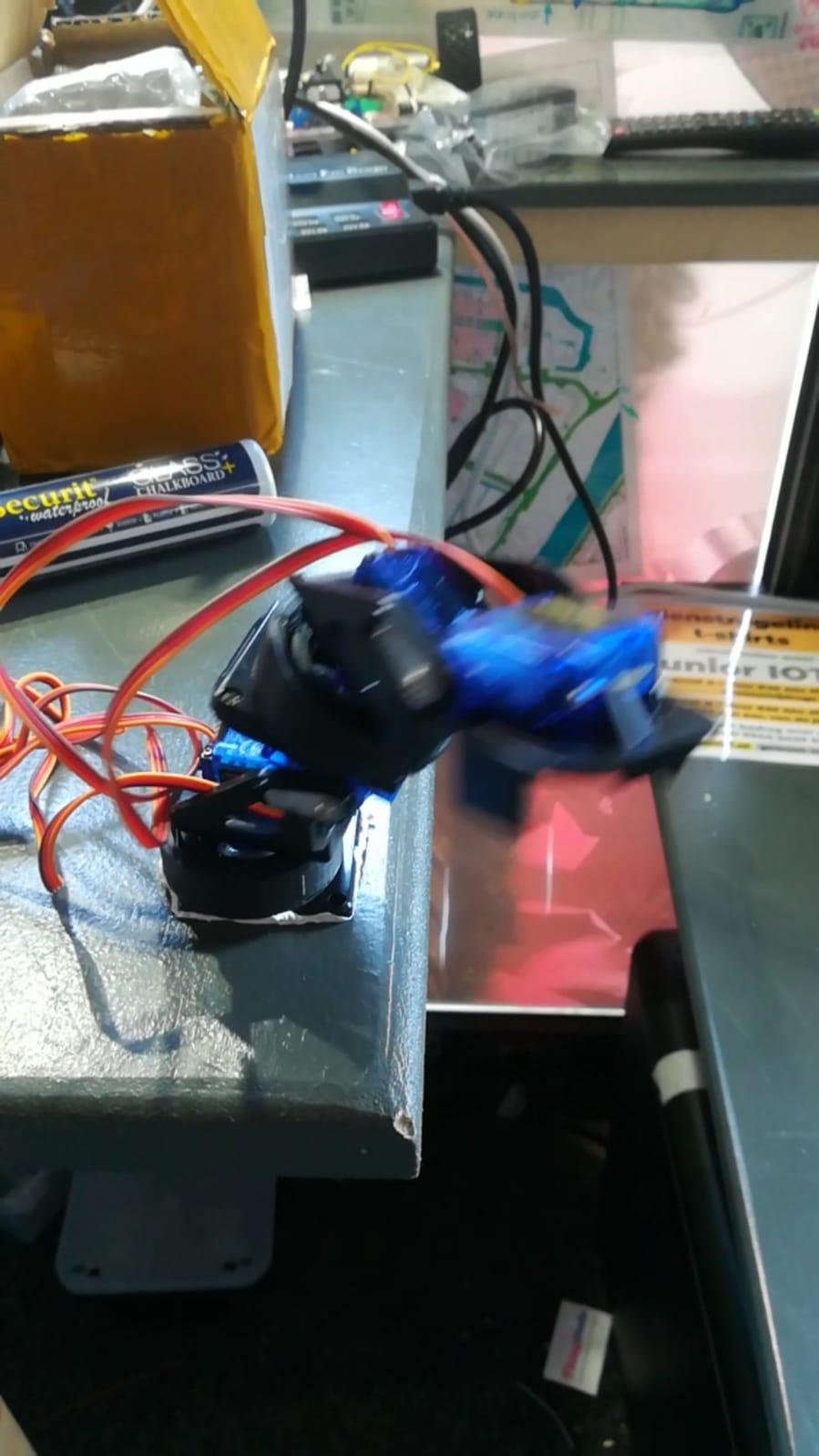 Lab – De DraaiRobot