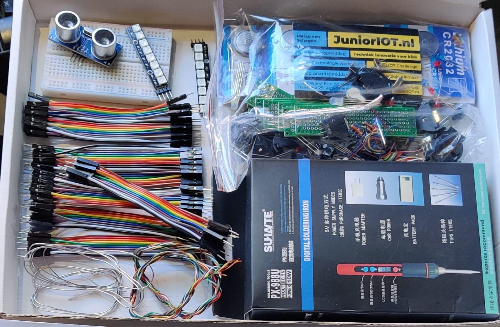 ChallengeLab – Arduino Modelbouw Pack
