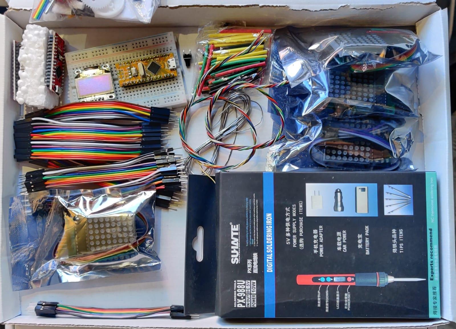 ChallengeLab – Arduino Thermo Switch