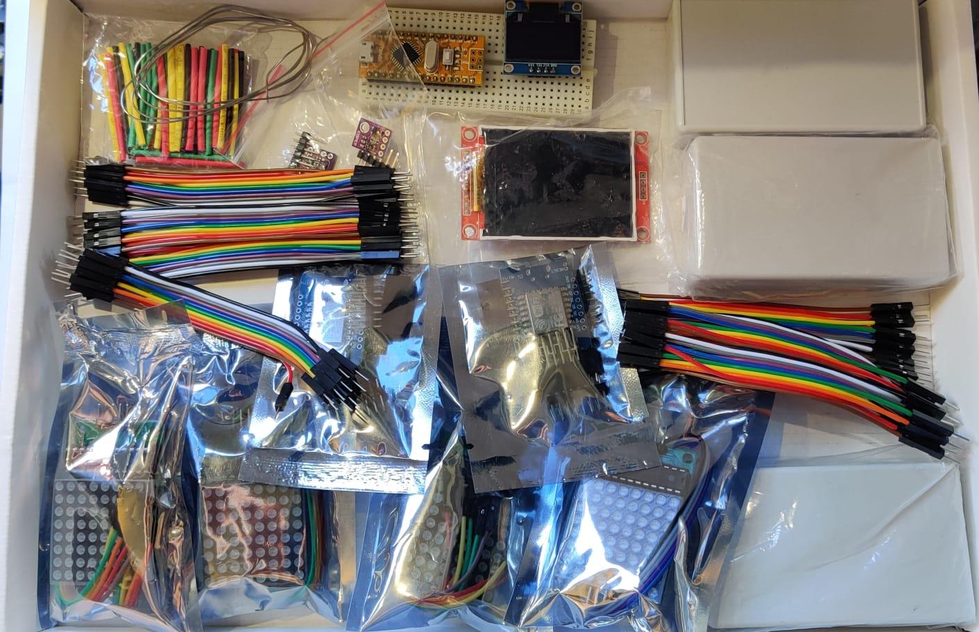 ChallengeLab – Arduino Warm Koud