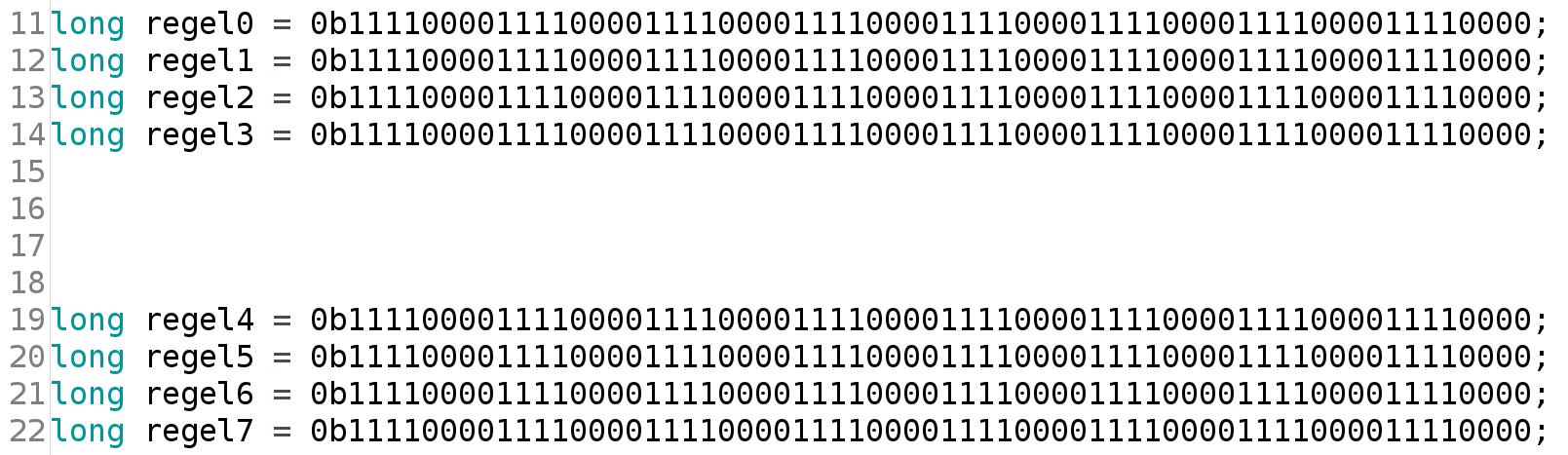 Leeslab – Binaire getallen, hoe werken ze?