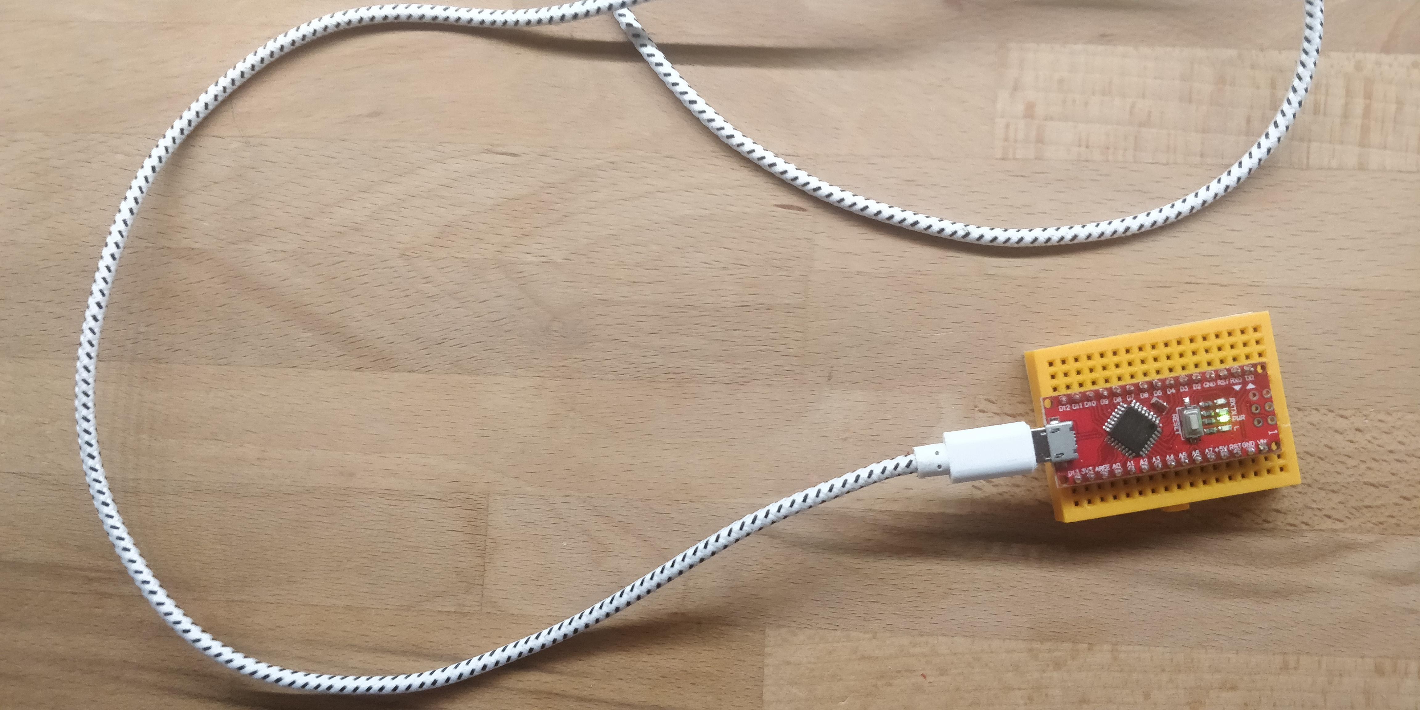 Lab – Arduino IDE installeren voor de Arduino Nano, Blink voorbeeld programmeren