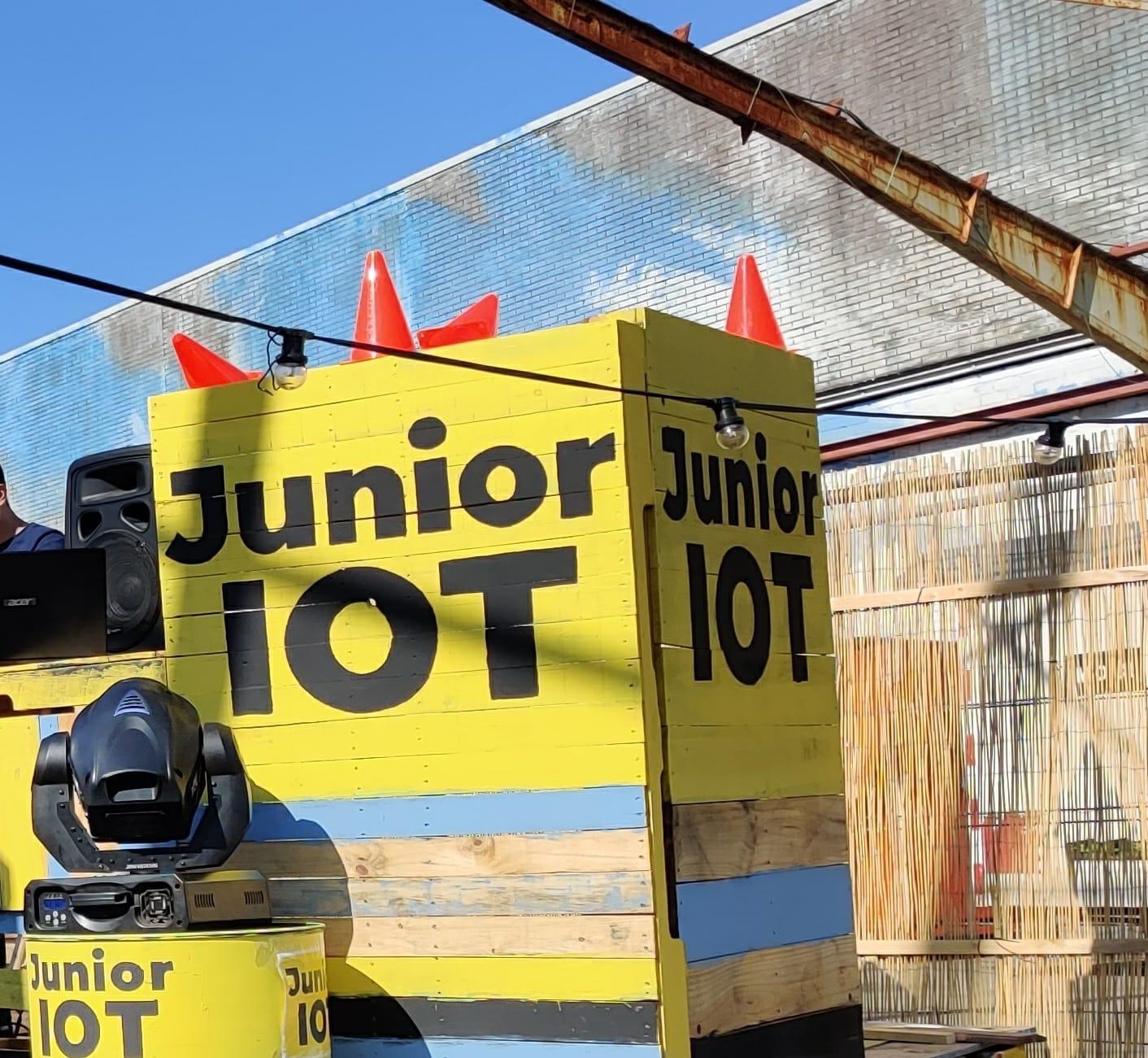 Junior IOT – Onderwijs pakketten 2020
