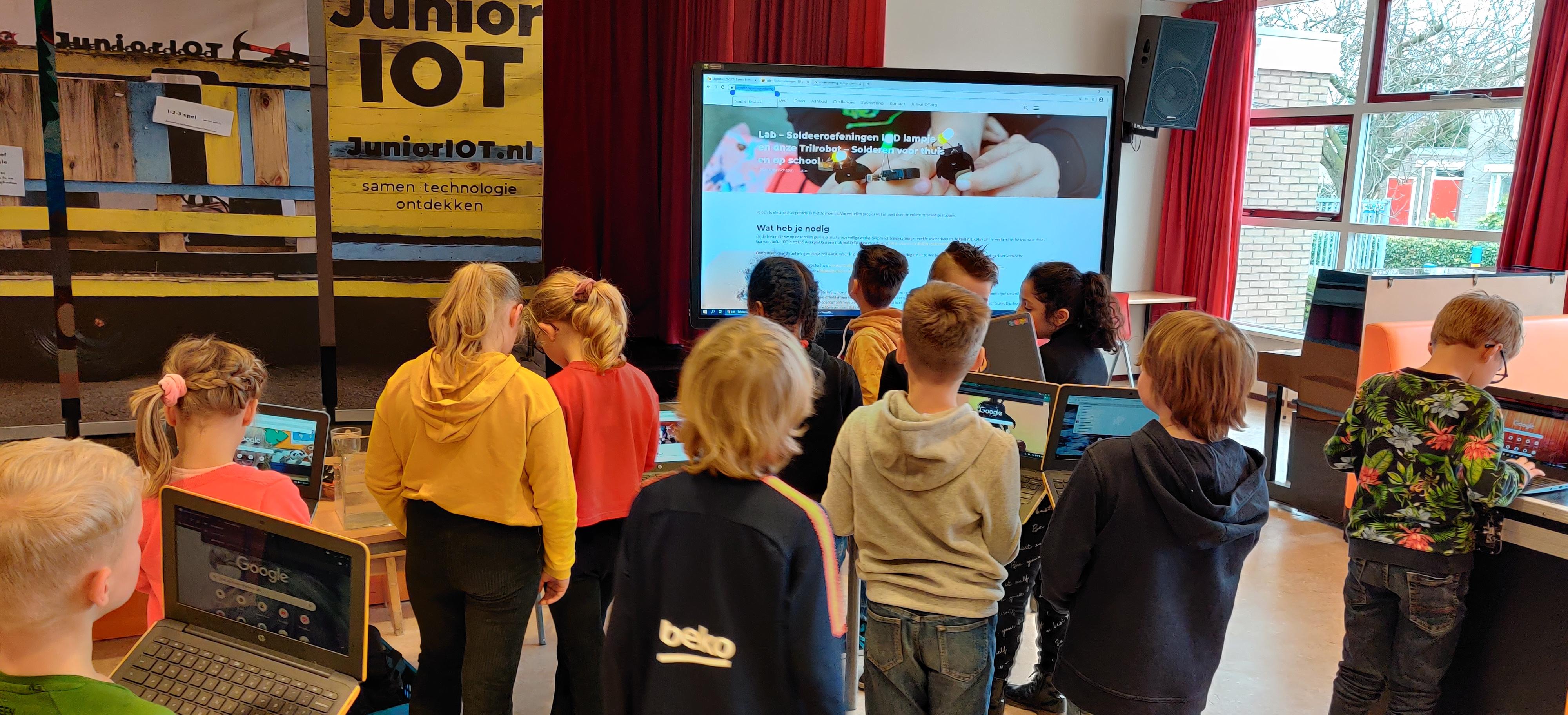 Agenda – 2020/21 Samen Technologie Ontdekken op basisschool de Kerkuil