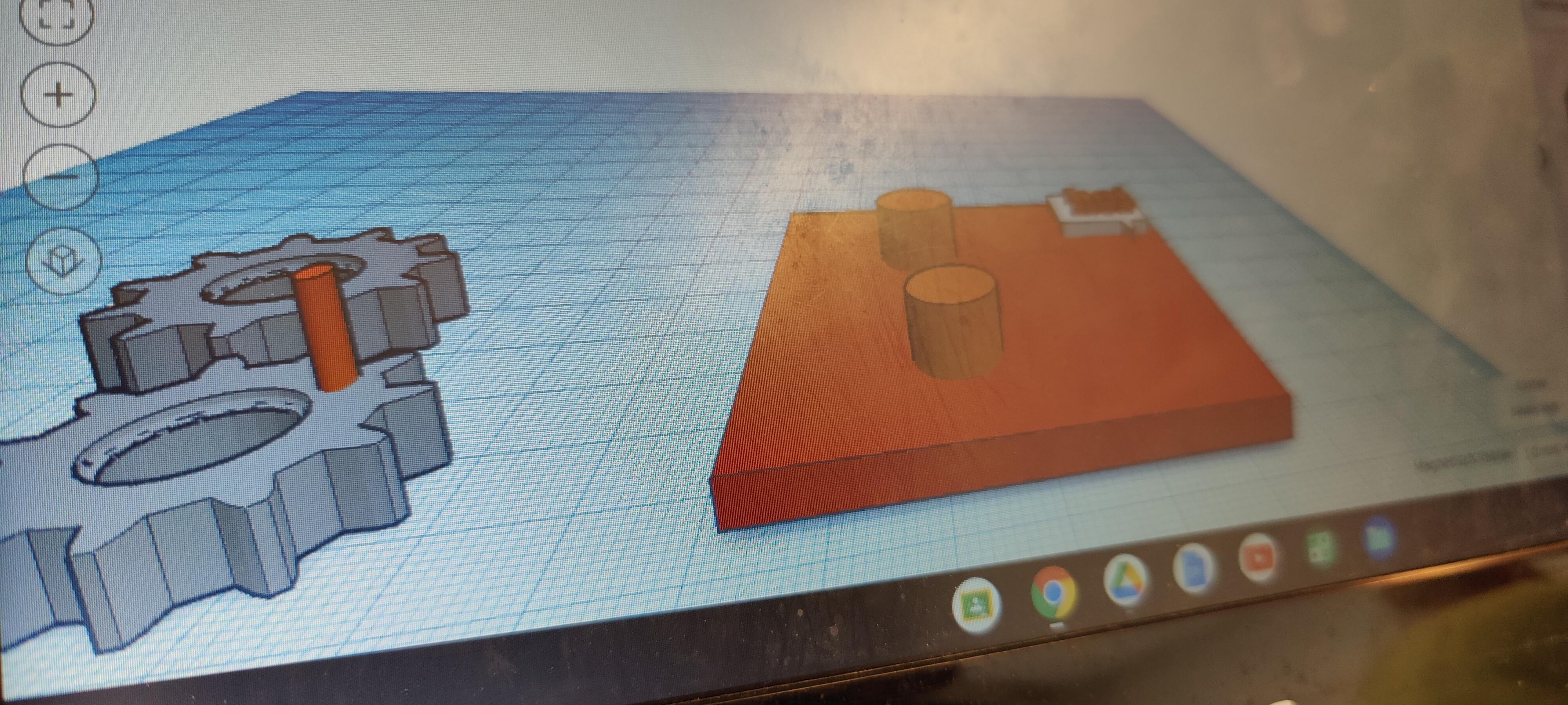 Lessenserie – 3D ontwerpen in TinkerCad en 3D printen met de Prusa Mini