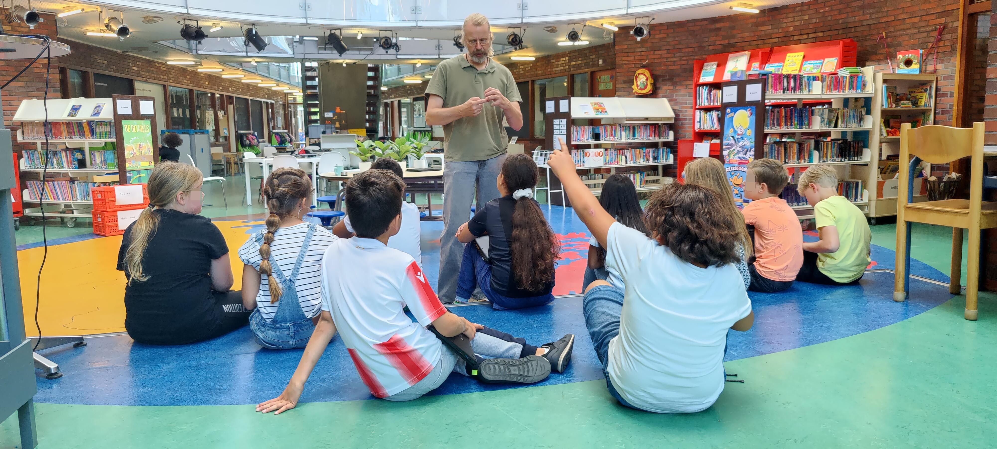 Agenda – Junior IOT op basisschool Atalanta in 2021/2022