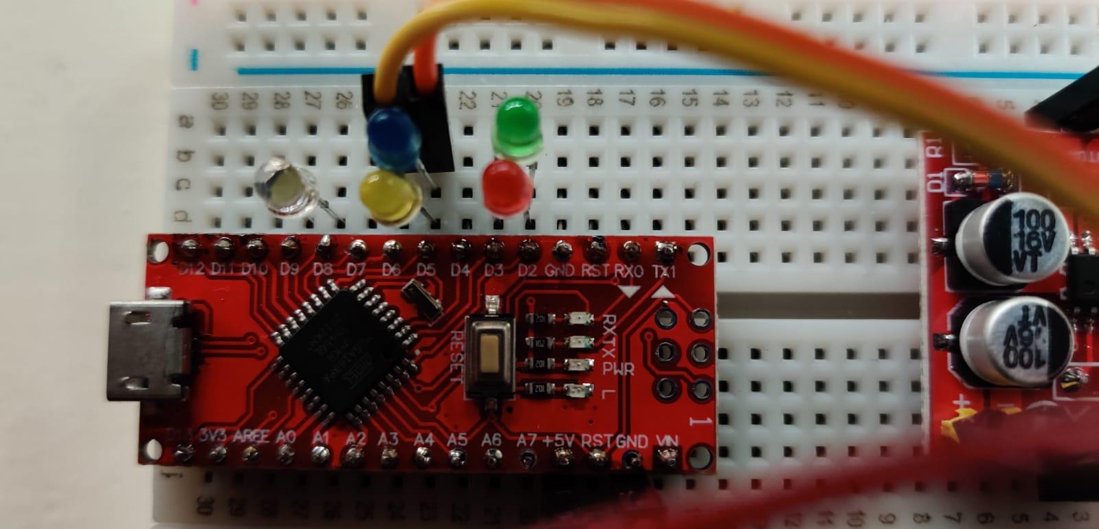 Shop – Arduino voor hele klas (herbruikbare oefening)