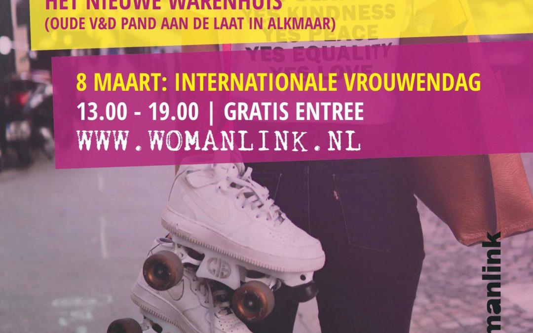 Hoe was het Womanlink festival (met JuniorIOT)
